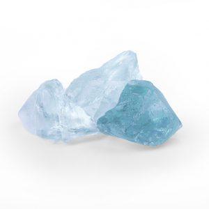 Glas-Gabionensteine